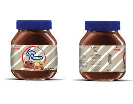 #29 pentru Chocolate Spread Jar Label Design de către TEDesign48