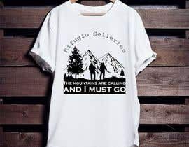 #33 for Design a t-shirt celebrating a mountain lodge by sumonhosen888