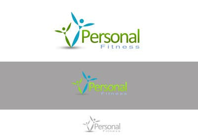 #78 for Logo Design for Personalfitness by jefpadz