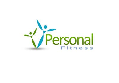 #84 for Logo Design for Personalfitness by jefpadz