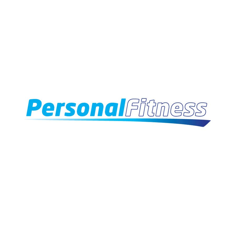 #316 for Logo Design for Personalfitness by AnaKostovic27