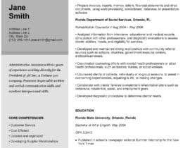 #19 cho CV design and improve bởi dataentry4expert