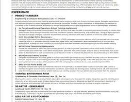#9 cho CV design and improve bởi kylemartin3d