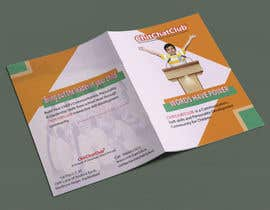 nº 2 pour A4 SIZE 4 PAGES(BACK TO BACK) BROCHURE DESIGN par shornaa2006