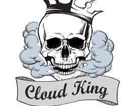 Nro 6 kilpailuun Design a Logo for Cloud King E-Juices käyttäjältä Syrayama