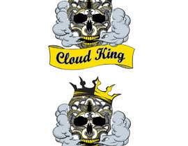 Nro 33 kilpailuun Design a Logo for Cloud King E-Juices käyttäjältä Syrayama