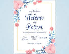 #1 for Design a nice invitation Card for a wedding by TheSRM