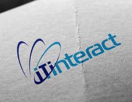 #158 untuk Design a Logo for IT Interact oleh AalianShaz