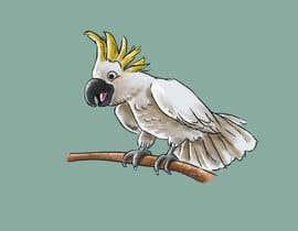 #16 untuk Cartoon Bird oleh ibrahimkaldk