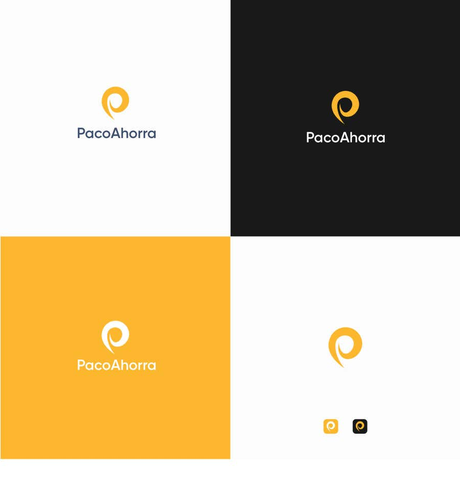 Contest Entry #372 for Create a Logo for Paco Ahorra
