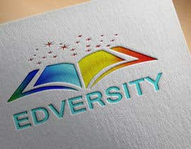 "#26 untuk I need a logo designed for an executive training company named ""Edversity"". The logo should preferably reflect that the company delivers training on professional topics and uses modern teaching methods. oleh nayeema242"