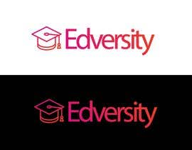 "#35 untuk I need a logo designed for an executive training company named ""Edversity"". The logo should preferably reflect that the company delivers training on professional topics and uses modern teaching methods. oleh piyush2510"