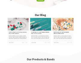 #36 for Build a Website for Pharmacy Stores company af saidesigner87