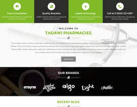 #41 for Build a Website for Pharmacy Stores company af ayan1986