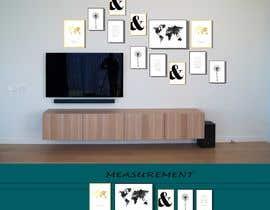#36 for Design a photo frame wall by Ahsanhabibafsari