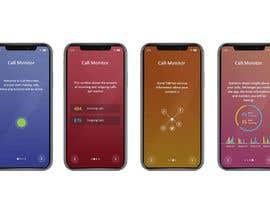 nº 9 pour Design 4 instruction screens for an existing app par satishandsurabhi