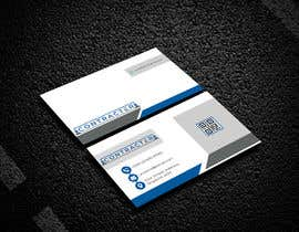 #179 for Design business card for startup company by Ashfin19