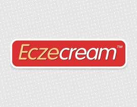 #72 para Logo Design for Eczecream de krustyo