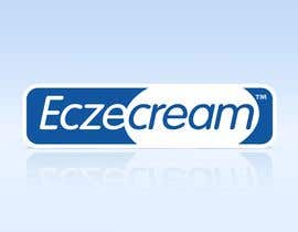 #126 for Logo Design for Eczecream by krustyo