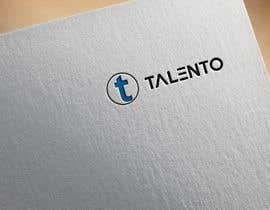 #180 for Design a Logo that says TALENTO or Talento by Krkawsar