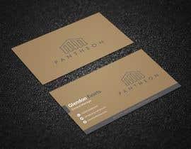 #283 for business card by Uttamkumar01