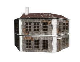 Nambari 22 ya 3D Model Miniature WW2 Building Hexagon na Ab13Abraham