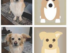 nº 10 pour Draw a clipart picture of our dog par emmyjames