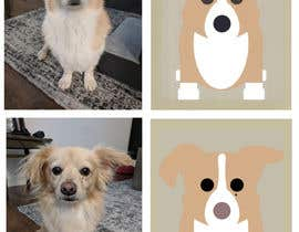 #4 for Draw a clipart picture of our dog by machasibjs