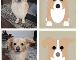 nº 4 pour Draw a clipart picture of our dog par machasibjs