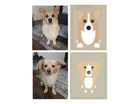 nº 8 pour Draw a clipart picture of our dog par izywi