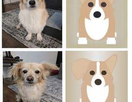 nº 11 pour Draw a clipart picture of our dog par msmoshiur9