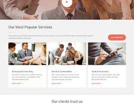 #19 for Simple professional Accounting website design by adnanbahrian