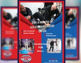 #19 untuk Upgrade to Gold Membership Flyer oleh mbelal292