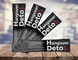 nº 11 pour Packaging Design for Hangover supplement par KellyBar