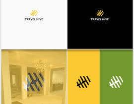 #378 for Design a Logo for a travel website called Travel Hive af firstidea7153