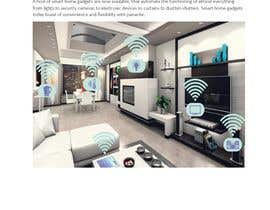"nº 2 pour Write an article titled ""5 Smart Devices(Connected Devices) To Make Your Home More Contemporary & High-tech Feeling"" par ResearcherMind"
