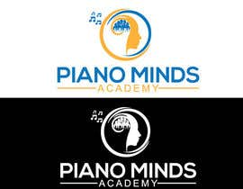 #100 for Design a Logo for a Piano Academy af zubayer189