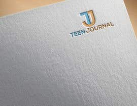 #52 para Design Teen Journal Logo por jenarul121