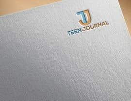 Nro 52 kilpailuun Design Teen Journal Logo käyttäjältä jenarul121