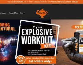 #98 for Introductory Special Offer for website. af SJADDesigns
