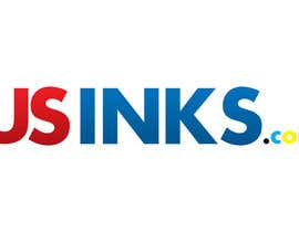 nº 142 pour Logo Design for USInks.com par fabribando