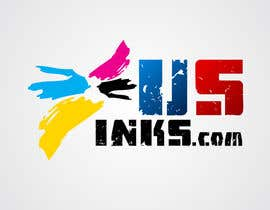 nº 106 pour Logo Design for USInks.com par taganherbord