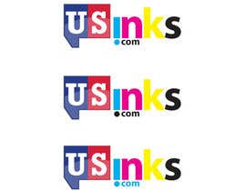nº 52 pour Logo Design for USInks.com par artistkumar