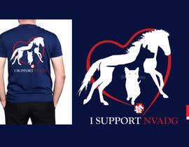#39 для Design T-shirt від AnnRS