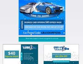 #27 para Social Media Flyer & Customer Cards de DhanvirArt
