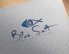 Nro 1108 kilpailuun Design a Logo for Blue Salt sushi and ceviche bar käyttäjältä Adwardmaya