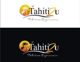 """#195 for Design a Logo for """"Tahiti 2 U"""" by conceptmagic"""