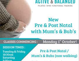 #9 for Pre/Post Natal Flyer by Abhishekx1