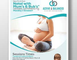 #7 for Pre/Post Natal Flyer by Hasan628