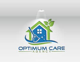 #36 para Design a Logo for Optimun Care Agency por akthersharmin768